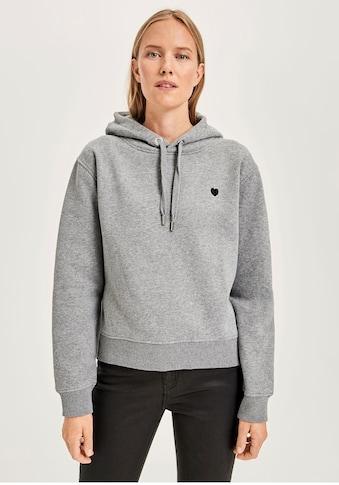 OPUS Kapuzensweatshirt »Gadira« kaufen