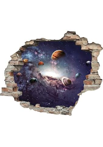 queence Wandtattoo »Planeten« kaufen