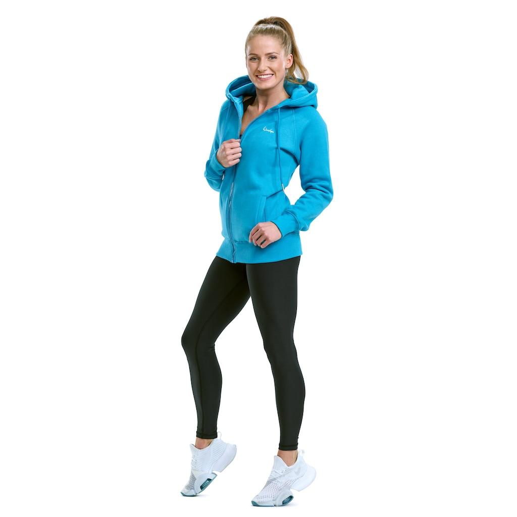 Winshape Trainingsjacke »Hoodie-Jacke J005«, Street Style