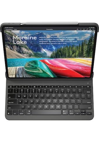 Logitech Apple-Tastatur »Slim Folio Pro for iPad Pro 12.9-inch (3rd and 4th gen)«,... kaufen