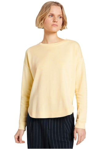 TOM TAILOR Denim Langarmshirt, im lässigen Stil kaufen