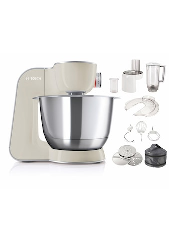 BOSCH Küchenmaschine »MUM5 CreationLine MUM58L20«, vielseitig einsetzbar,... kaufen
