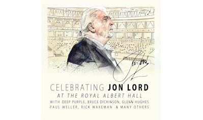 Musik-CD »Celebrating Jon Lord-The Composer / Lord,Jon/Deep Purple & Friends« kaufen