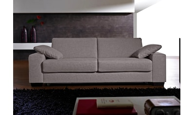 Schlafsofa »Norwalk«, Dauerschlaffunktion, mit Unterfederung / Lattenrost und Matratze kaufen