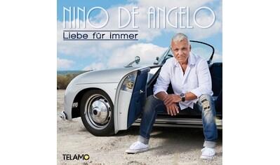 Musik-CD »Liebe Für Immer / De Angelo,Nino« kaufen