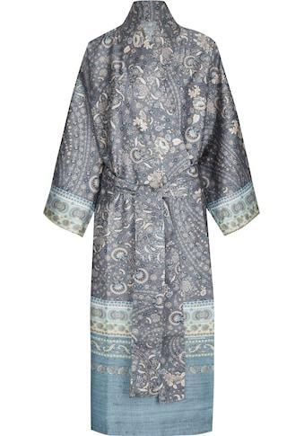 Bassetti Damenbademantel »Piazza di Spagna«, (1 St.), Satin Kimono kaufen
