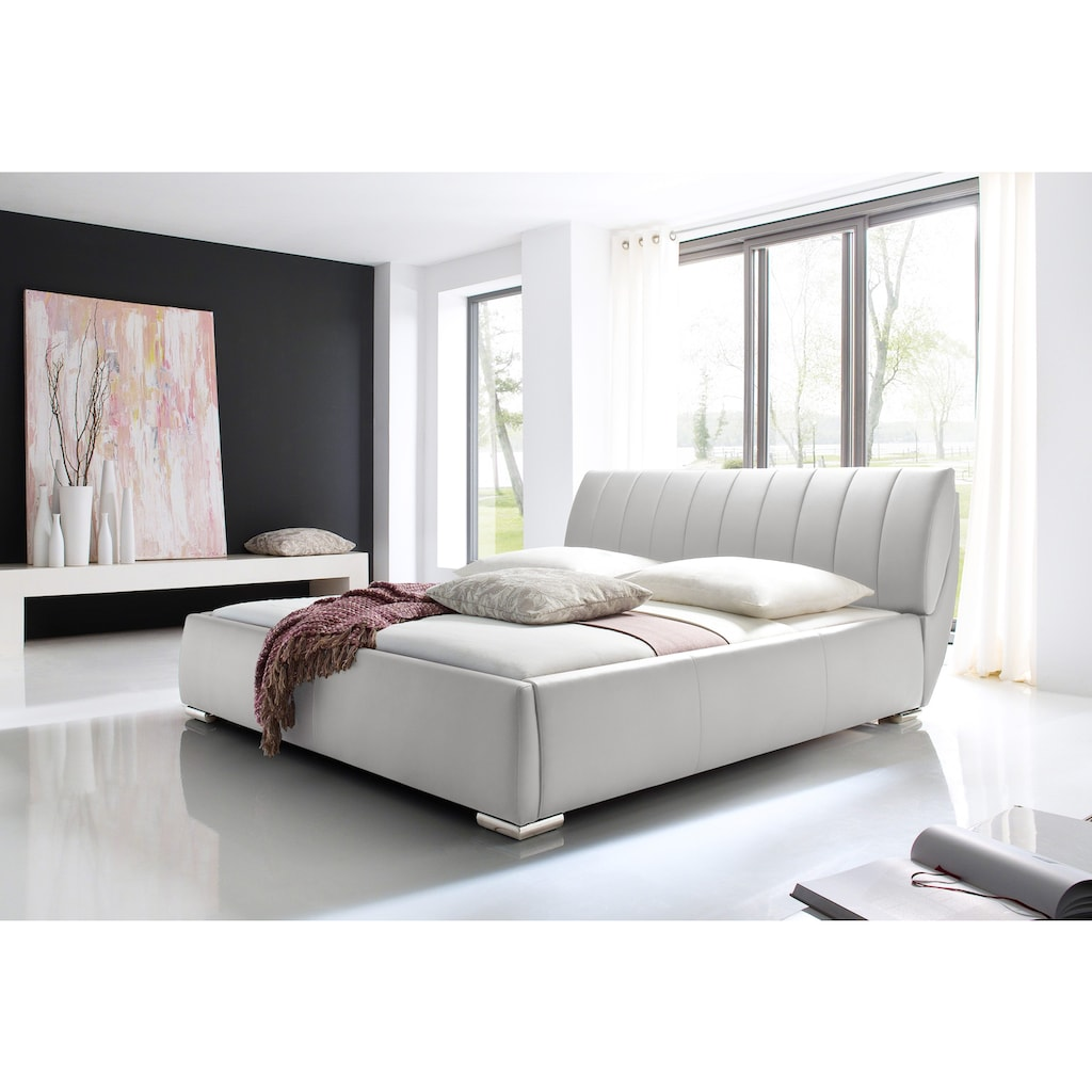 meise.möbel Polsterbett, mit Lattenrost und Bettkasten
