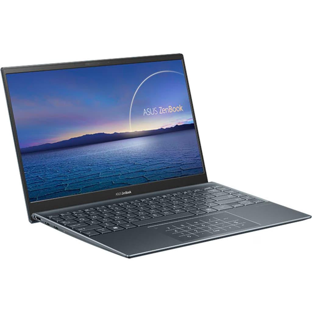 """Asus Notebook »UM425UA-KI224T«, (35,56 cm/14 """" AMD Ryzen 7 Radeon R 7\r\n 512 GB SSD), Kostenloses Upgrade auf Windows 11, sobald verfügbar"""