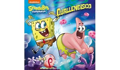 Musik-CD »Quallen-Disco / SpongeBob Schwammkopf« kaufen