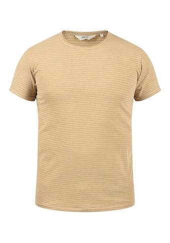 Solid Rundhalsshirt »21103995« kaufen