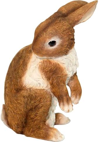 Casa Collection by Jänig Tierfigur, Hase stehend, Höhe ca. 27 cm kaufen