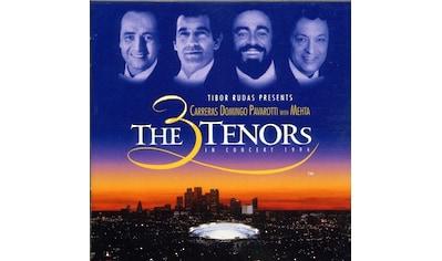 Musik-CD »3tenors With Mehta In Conc.94 / Carreras/Domingo/Pavarotti« kaufen