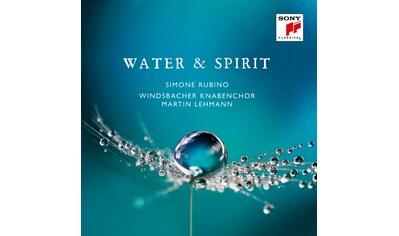 Musik-CD »Water and Spirit / Windsbacher Knabenchor« kaufen