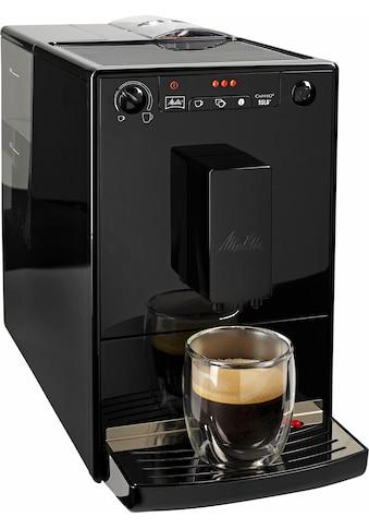 Melitta Kaffeevollautomat »CAFFEO® Solo® Pure Black E 950-222«, extra schmales Design kaufen