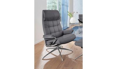 Stressless® Relaxsessel »London«, High Back, mit Star Base, Gestell Chrom kaufen