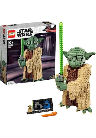 "LEGO® Konstruktionsspielsteine ""Yoda™ (75255), LEGO® Star Wars™"", Kunststoff, (1771 - tlg.) kaufen"