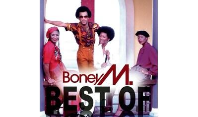 Musik-CD »Best Of / Boney M.« kaufen