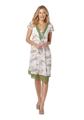Inspirationen Chiffonkleid »Kleid« kaufen