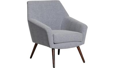 Max Winzer® Sessel »Alan«, im Retrolook kaufen