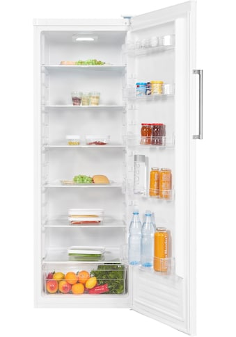 exquisit Kühlschrank »KS350-V-H-040E«, KS350-V-H-040E weiss, 173 cm hoch, 60 cm breit kaufen