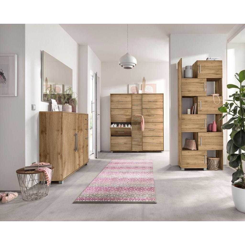 Schildmeyer Schuhschrank »Pisa«, mit 3 Türen und 2 Schubkästen