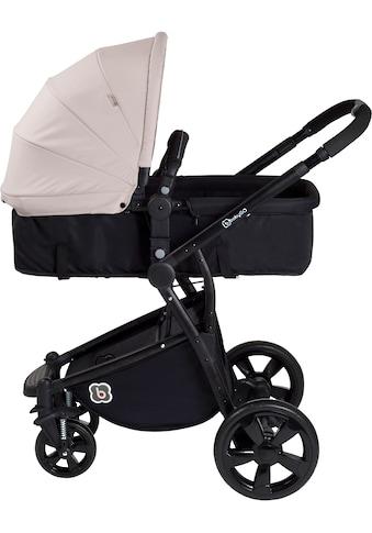 BabyGo Kombi-Kinderwagen »Spring, beige«, 15 kg kaufen