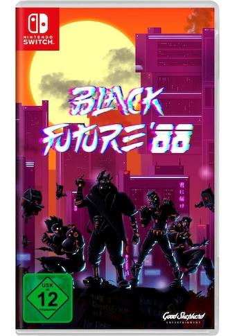 Spiel »Black Future 88«, Nintendo Switch kaufen