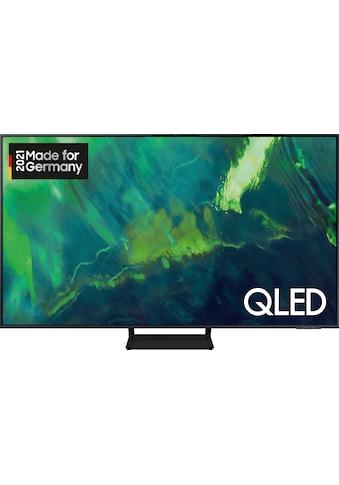 "Samsung QLED-Fernseher »GQ65Q70AAT«, 163 cm/65 "", 4K Ultra HD, Smart-TV kaufen"