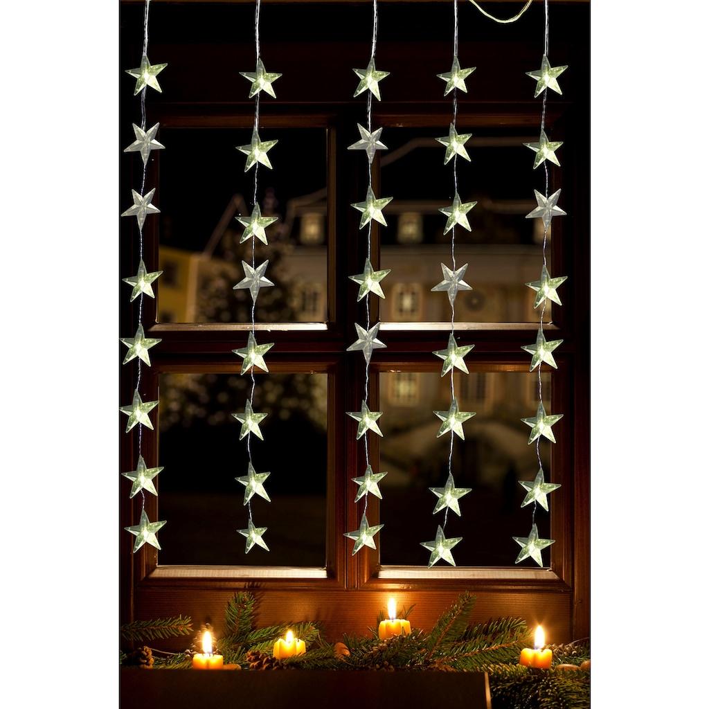 LED-Lichtervorhang, LED-Fenster-Vorhang