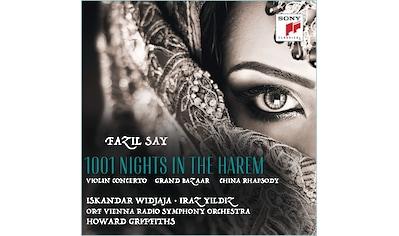 Musik-CD »1001 Night in the Harem,Grand Bazar / Widjaja,Iskandar/Yildiz,I./RSO... kaufen