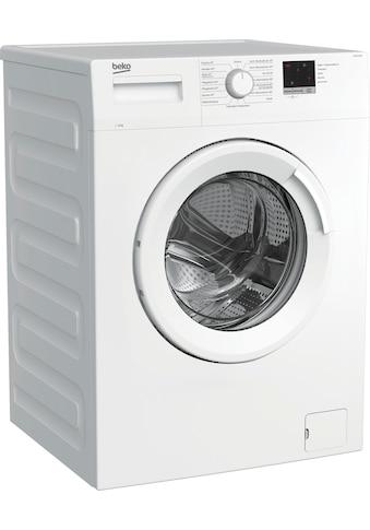 BEKO Waschmaschine »WML61223N1«, WML61223N1, LED-Display kaufen