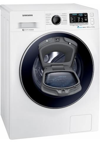 Samsung Waschmaschine WW5500 WW80K52A0VW/EG AddWash kaufen