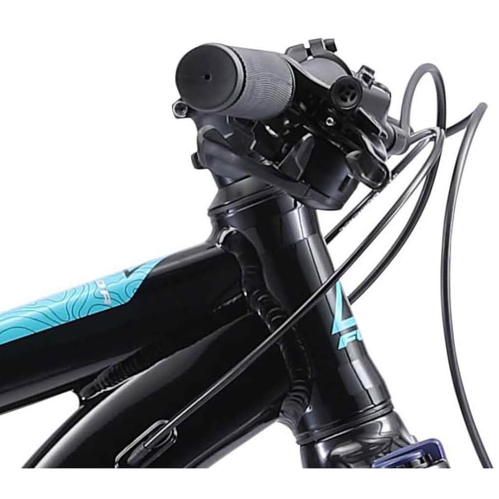 FUJI Bikes Mountainbike »Fuji Nevada 29 1.5«, 18 Gang, Shimano, Alivio Schaltwerk, Kettenschaltung