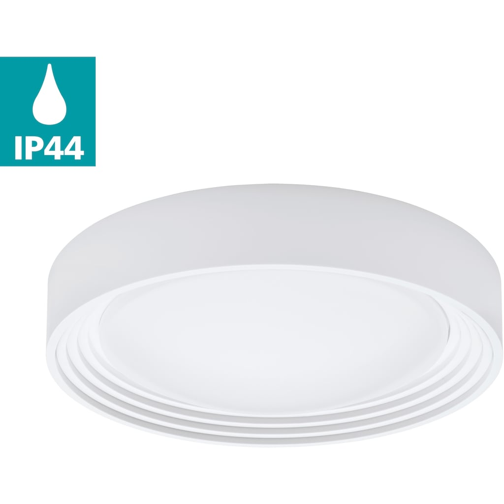 EGLO LED Deckenleuchte »ONTANEDA 1«, LED-Board, Warmweiß, LED Deckenlampe