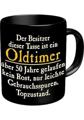 Rahmenlos Kaffeebecher für den 50. Geburtstag kaufen