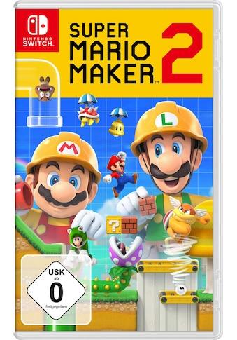 Nintendo Switch Spiel »Super Mario Maker 2«, Nintendo Switch kaufen