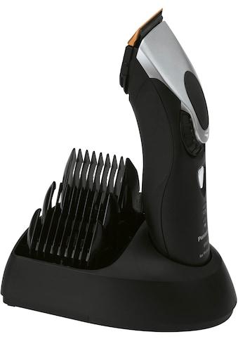 Panasonic Haarschneider »ER-1611«, 3 Aufsätze, Haarschneidemaschine kaufen