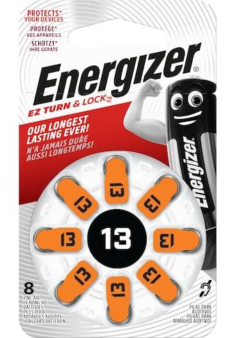 Energizer Batterie »Zinc-Air ENR EZ Turn & Lock (13) 8 Stück« kaufen