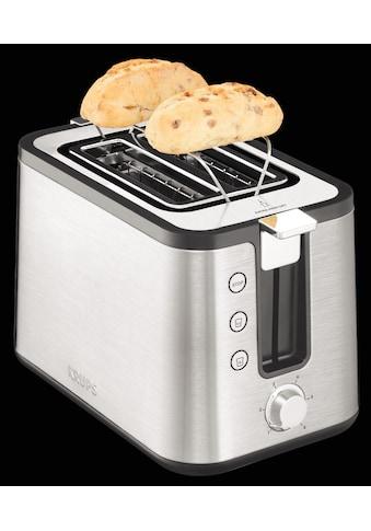 Krups Toaster »KH442«, für 2 Scheiben, 720 Watt kaufen