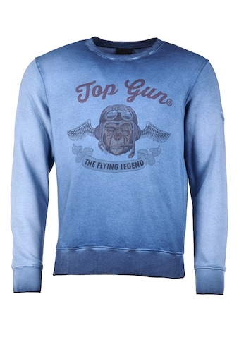 TOP GUN Sweatshirt »Smoking Monkey« kaufen