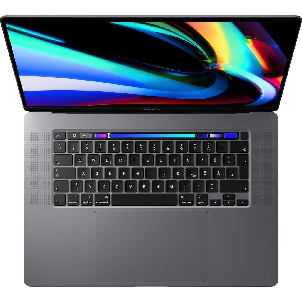 "Apple Notebook »MacBook Pro (2020), 16"", Retina Display, 16 GB RAM«, (1000 GB SSD)"