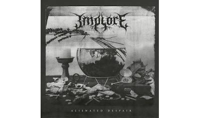 Musik-CD »Alienated Despair / Implore« kaufen