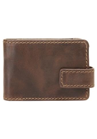 Harold's Geldbörse »SADDLE«, besonders schlankes Design kaufen