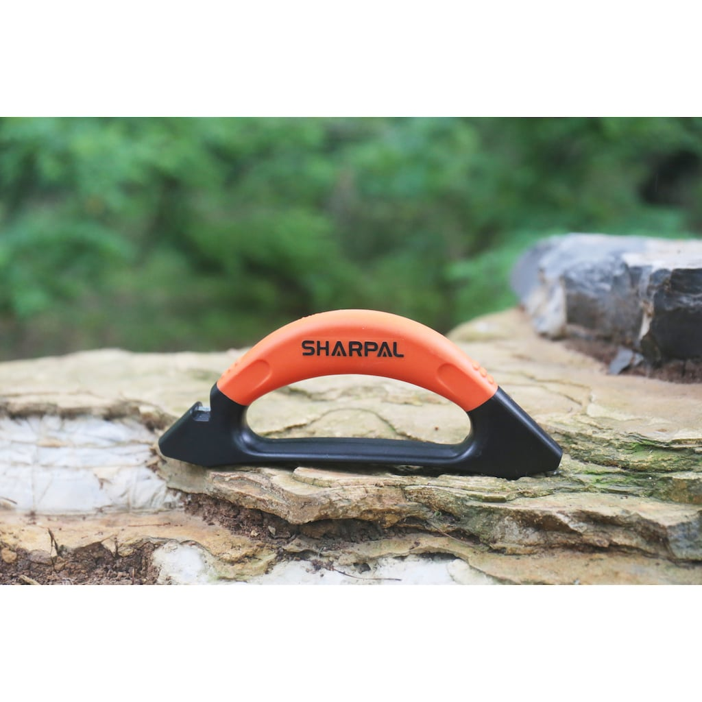 SHARPAL Messerschärfer »3-IN-1«, 3in1 Schärfer
