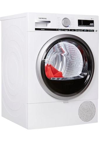 SIEMENS Wärmepumpentrockner iQ700 WT47XM40, 8 kg kaufen