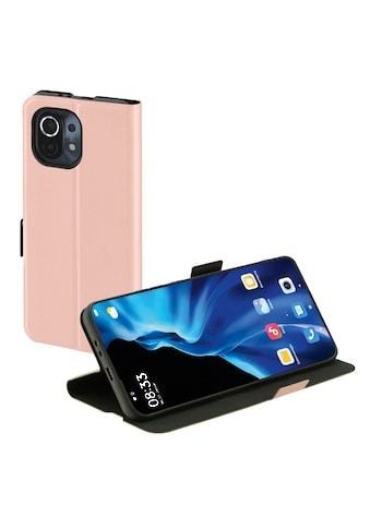 Hama Smartphone-Hülle »Smartphone Booklet Single 2.0«, für Xiaomi Mi 11 5G Rosa kaufen