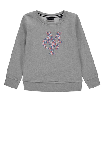 Marc O'Polo Junior Sweatshirt, Logo Blumen kaufen