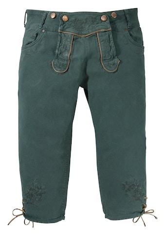 Hangowear Trachtenhose, Damen 3/4-lang im 5-Pocket Style kaufen