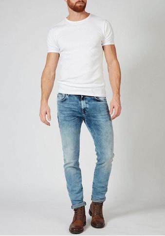 Petrol Industries Slim - fit - Jeans »SEAHAM VTG« kaufen
