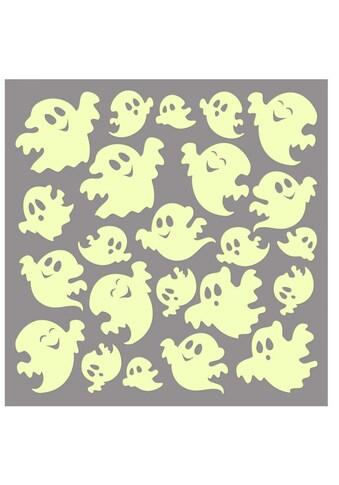 Wall-Art Wandtattoo »Leuchtsticker Witzige Geister« kaufen